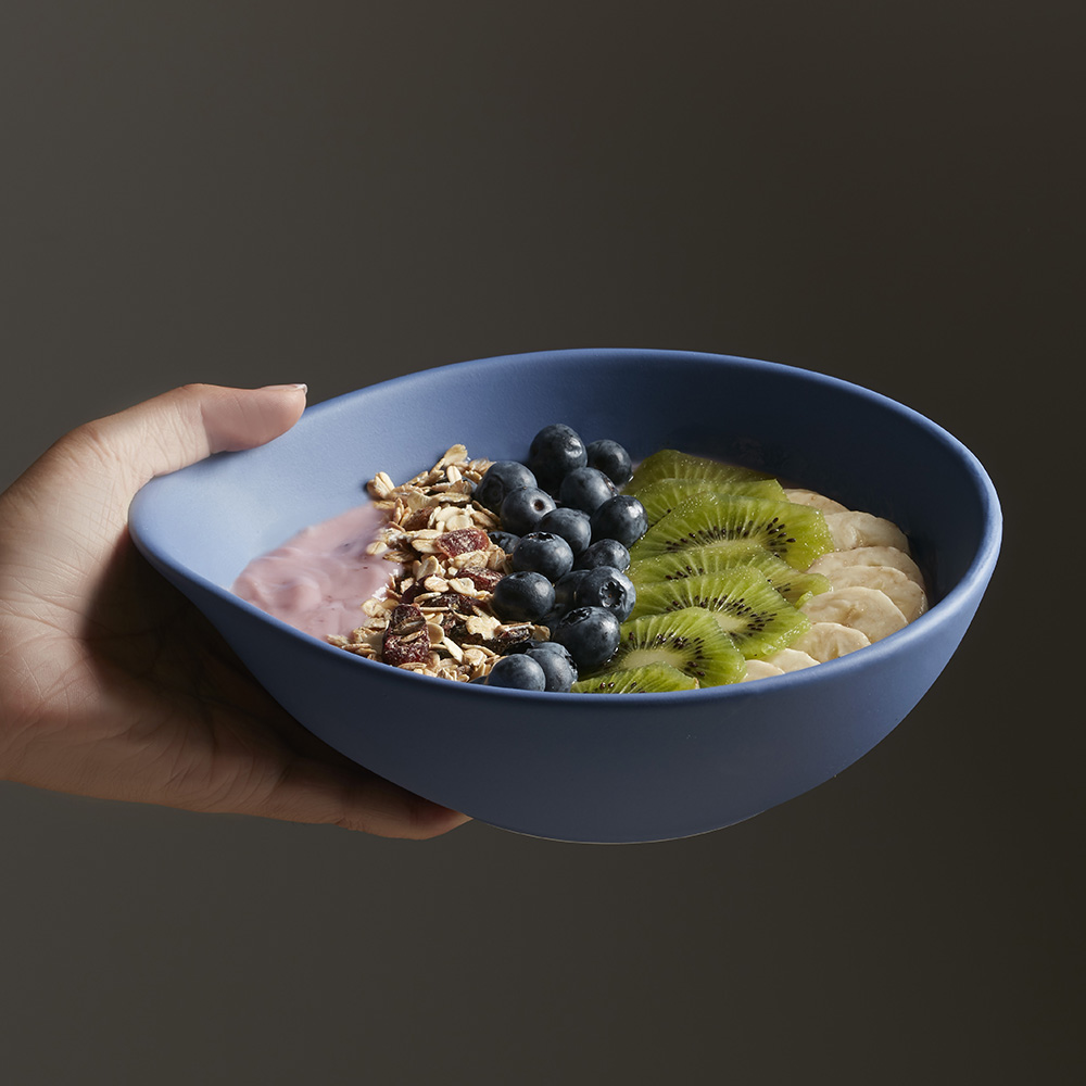 JIA Inc.|碗筷系列瓢碗-大(藍)