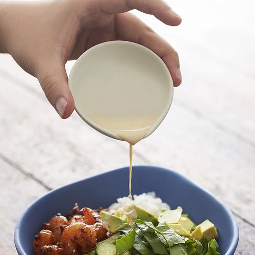 JIA Inc.|碗筷系列瓢碗-小(白) 兩入一組