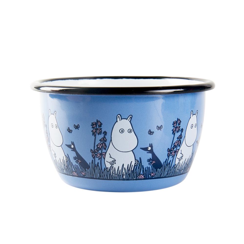 Muurla|嚕嚕咪小碗(淡藍)300cc