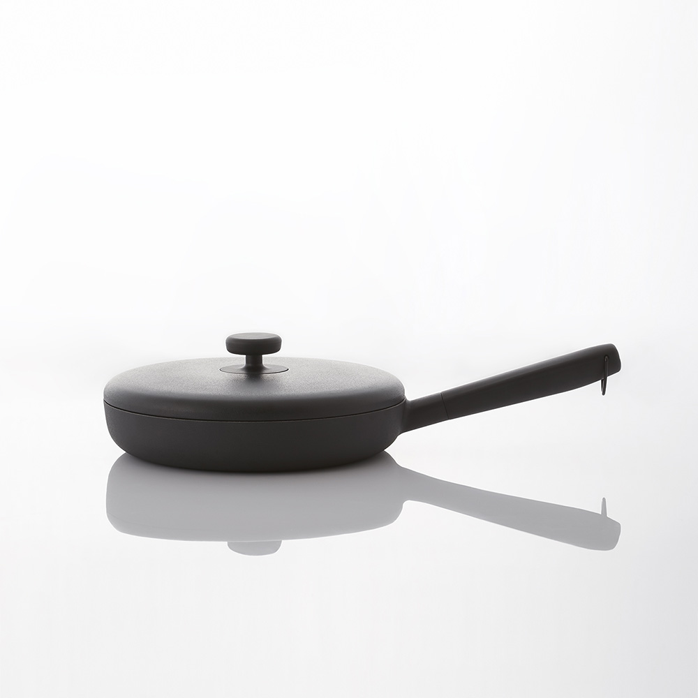 JIA Inc. x 深澤直人|日嚐 鍋具組-平底鍋26cm