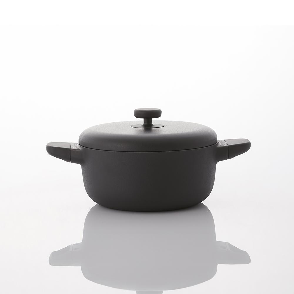 JIA Inc. x 深澤直人|日嚐 鍋具組-雙耳湯鍋24cm