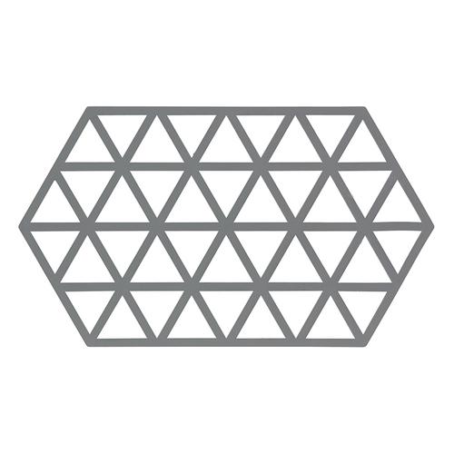 Zone Denmark 幾何格紋TRIVETS隔熱墊(灰)