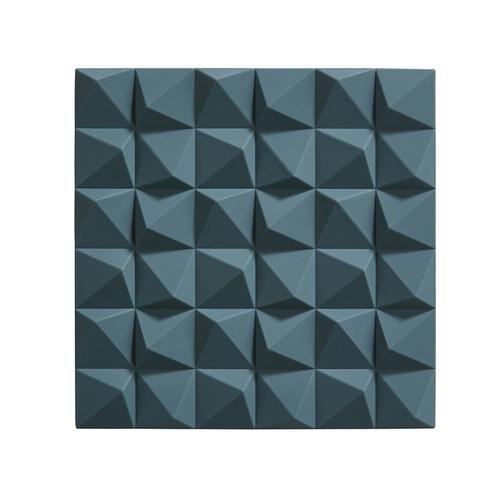 Zone Denmark|3D折紙MIX隔熱墊(仙人掌綠)