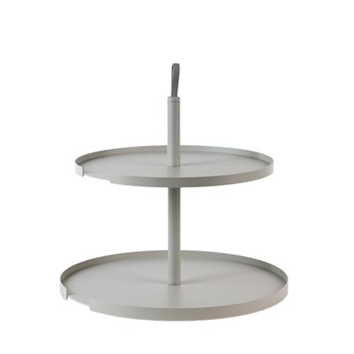 Design Bite|雙層蛋糕架-象牙白