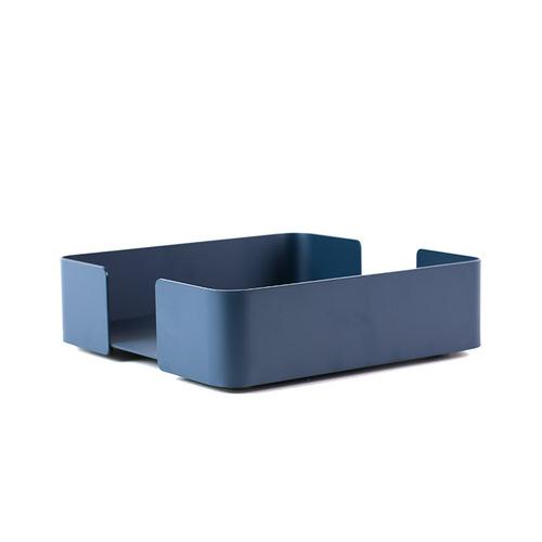 Design Bite|紙巾架-午夜藍