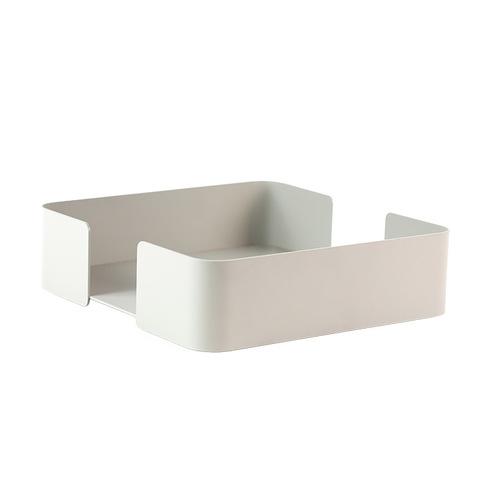 Design Bite|紙巾架-象牙白