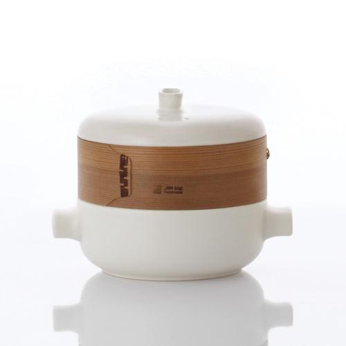 【2019春節限定】JIA Inc.|蒸鍋蒸籠組18cm個人組+蒸籠盤