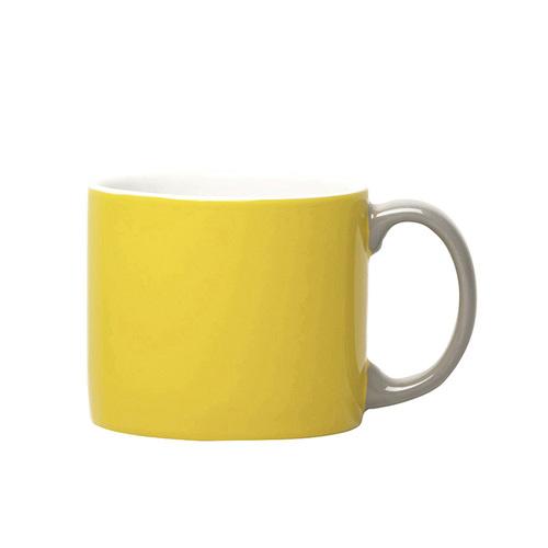 SERAX|Jansen+co單色馬克杯-黃