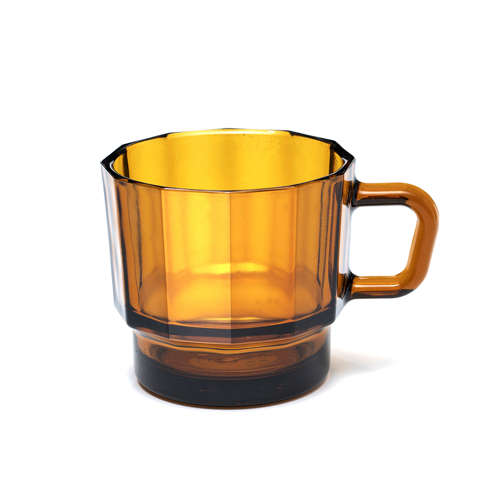 HMM W Glass玻璃杯300ml-琥珀色