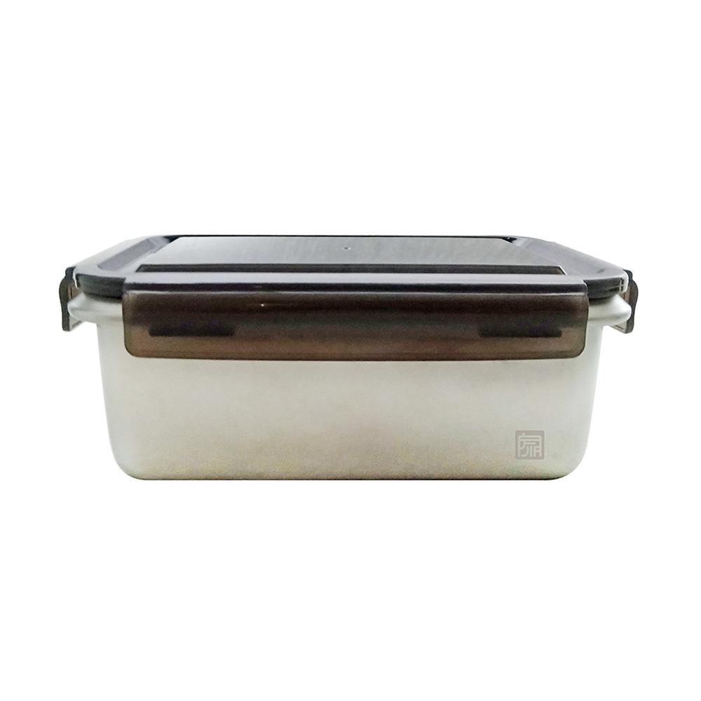 JIA品家|抗菌不鏽鋼保鮮盒─1.4L(大)