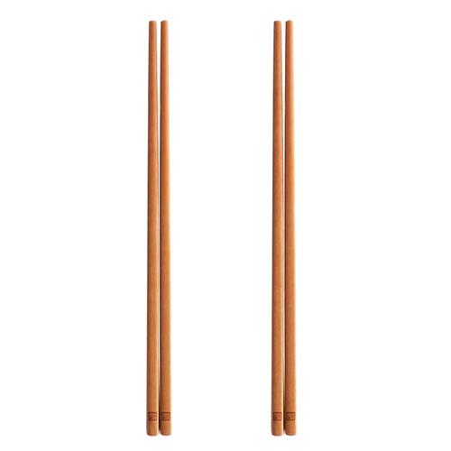 JIA品家 抗菌松木纖維筷(兩雙入)