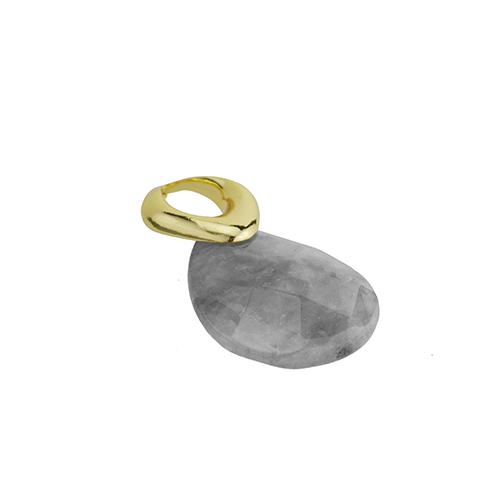 OLIVIA YAO JEWELLERY|HELO 拉長石耳環