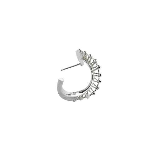 OLIVIA YAO JEWELLERY|AEON 純銀旋轉耳環