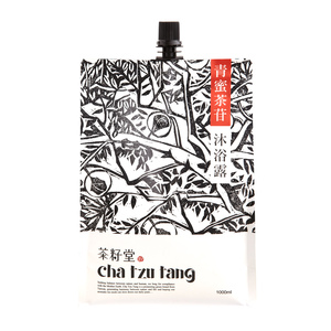 茶籽堂|青蜜茶苷沐浴露補充包
