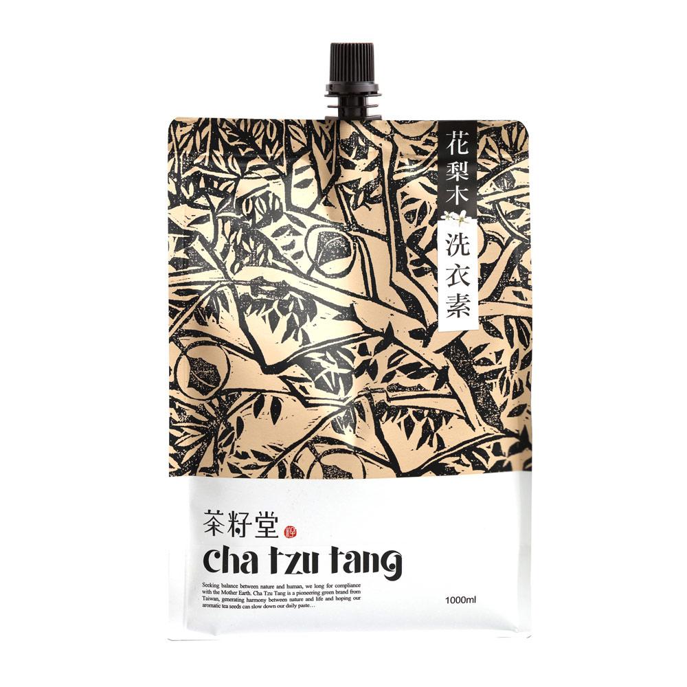 茶籽堂|花梨木洗衣素補充包1L-2入