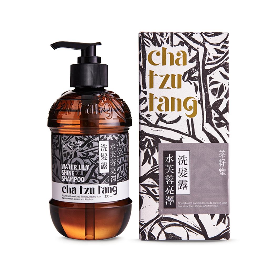 茶籽堂|水芙蓉&金盞花-呵護秀髮洗護組