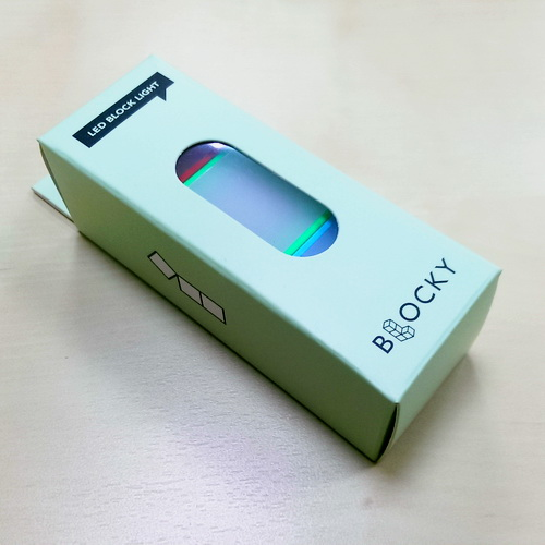 BLOCKY|彩色光綜合補充包