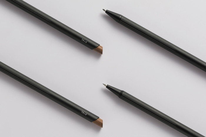 TreAsia|Fiber - Ballpoint Pen 燻竹原子筆