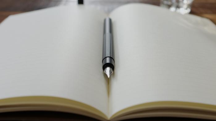 【獨家首賣】TA+d|Fiber 燻竹鋼筆