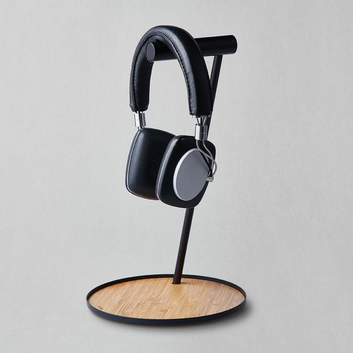 TA+d | 燻竹耳機座
