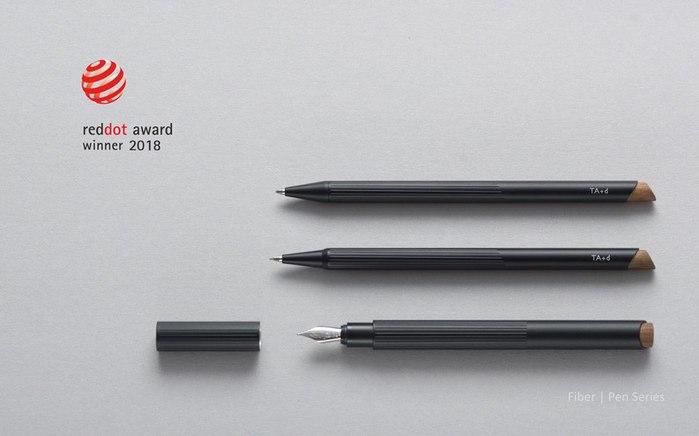 TA+d|Fiber 燻竹自動鉛筆