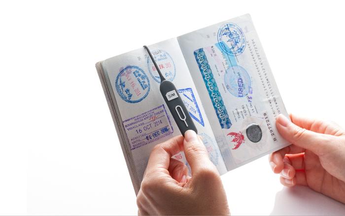 LT|SIM卡收納線