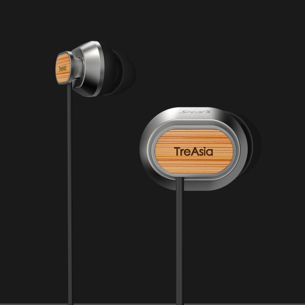 TreAsia|全域系列 留聲耳機 T+SO1