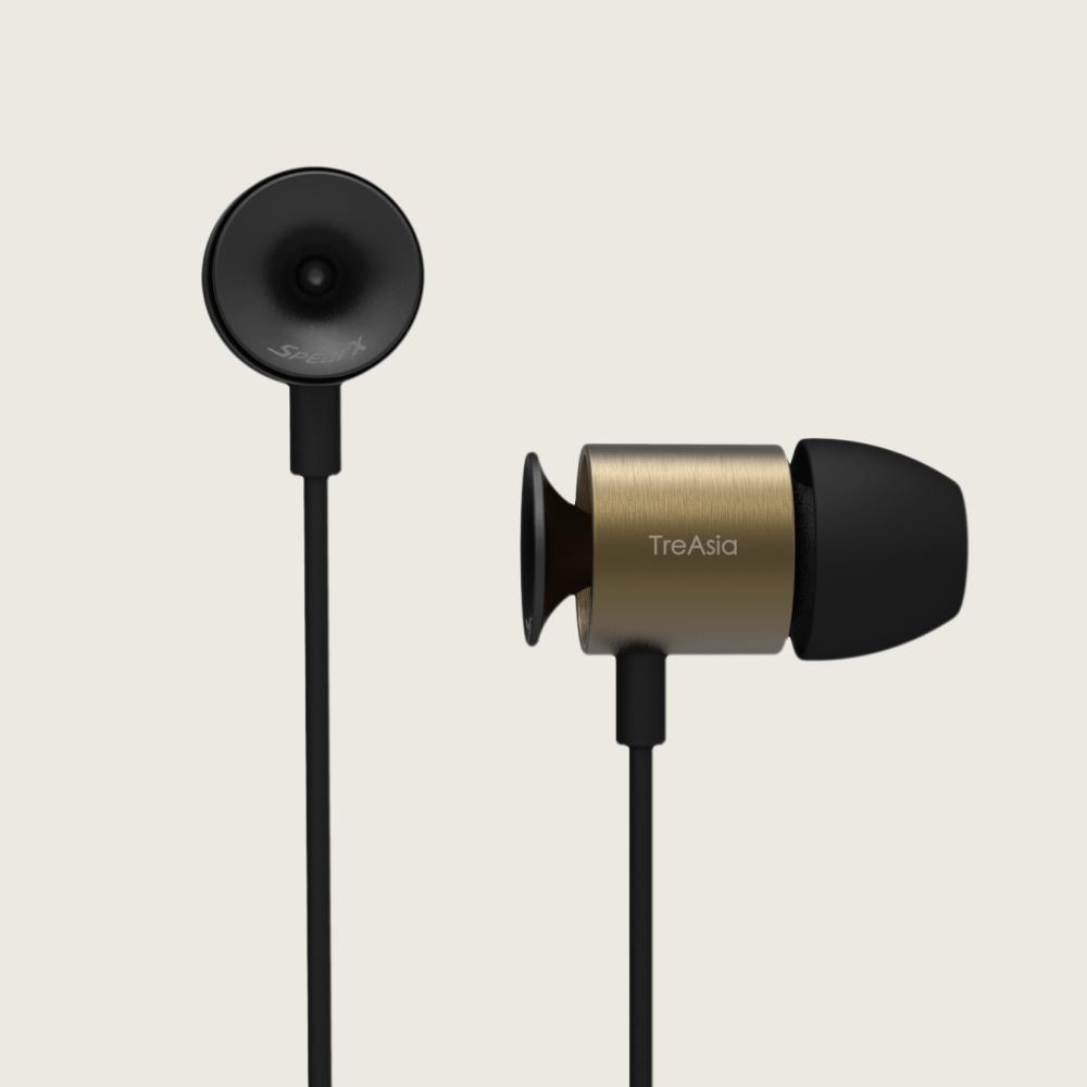 TreAsia|全域系列 留聲耳機 T+SO3