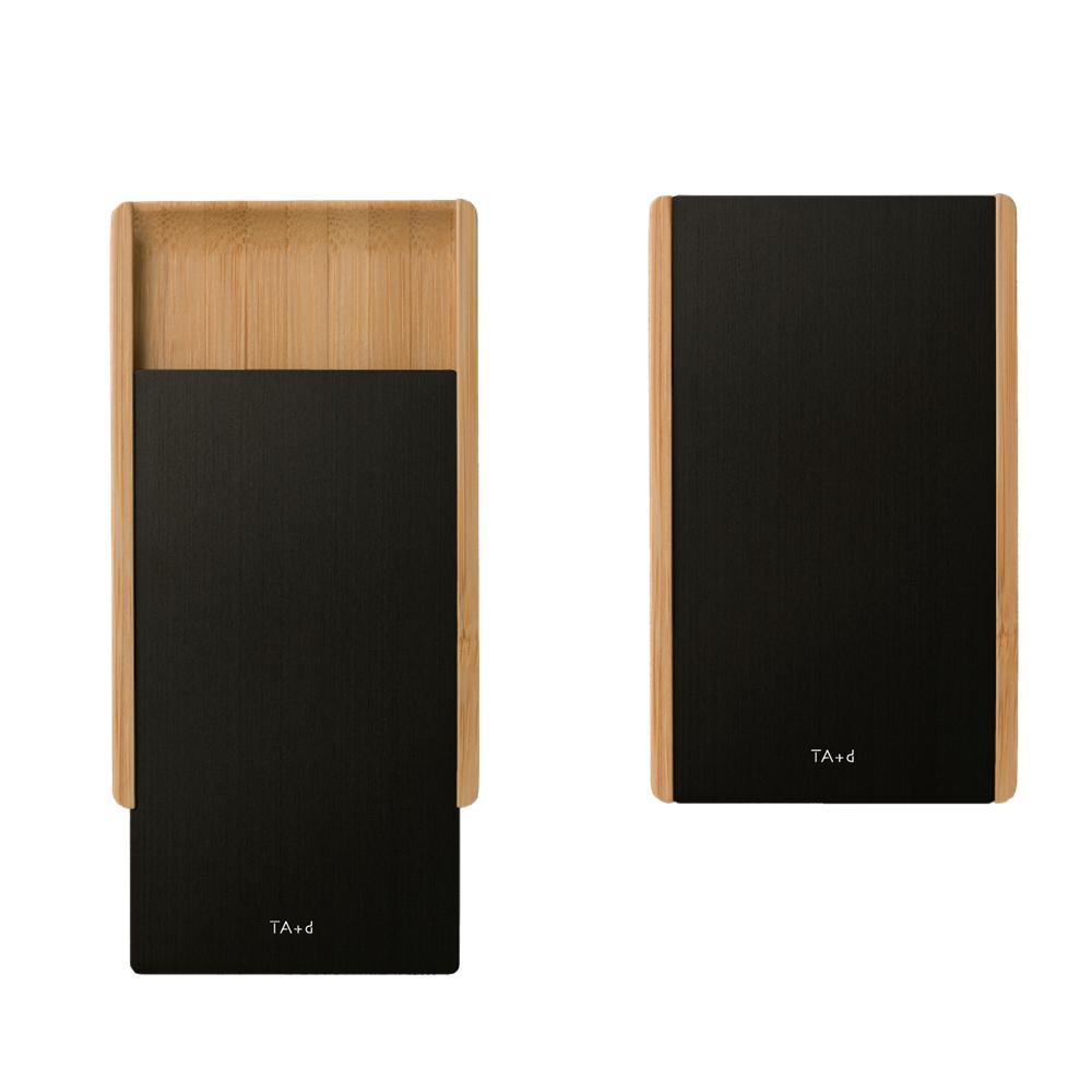 TA+d︱燻竹名片盒(黑)