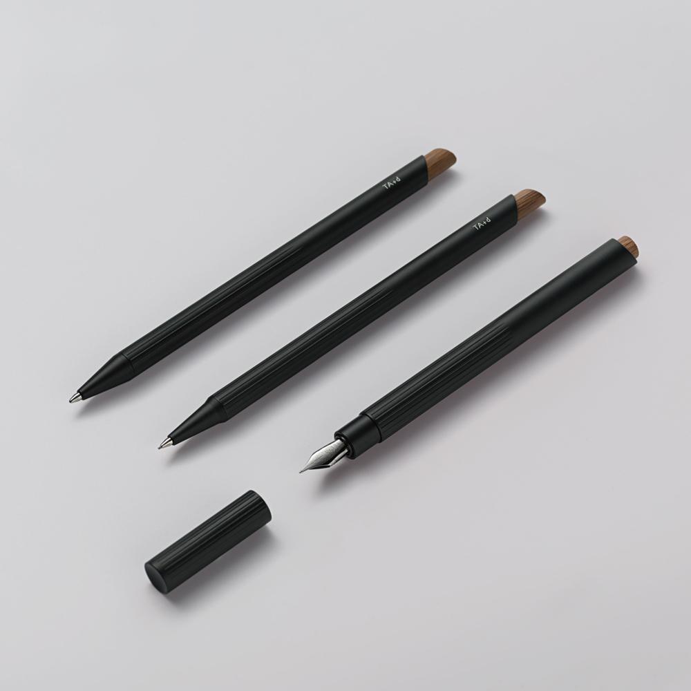 TA+d|Fiber 燻竹鋼筆