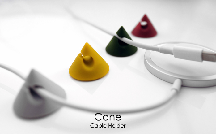 LT|CONE 三角錐收線器