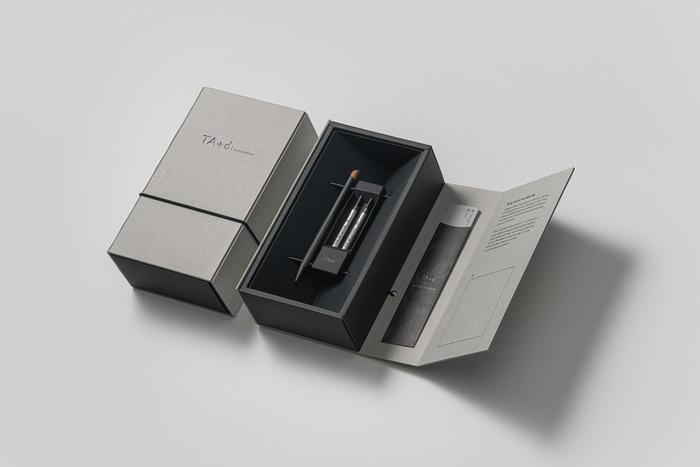 TA+d|Fiber 燻竹鋼筆/墨水禮盒