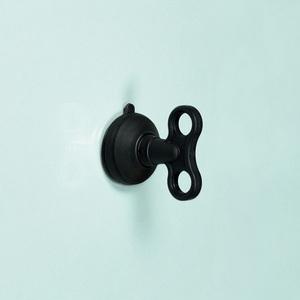 dipper 無痕強力吸盤壁掛(中)-黑