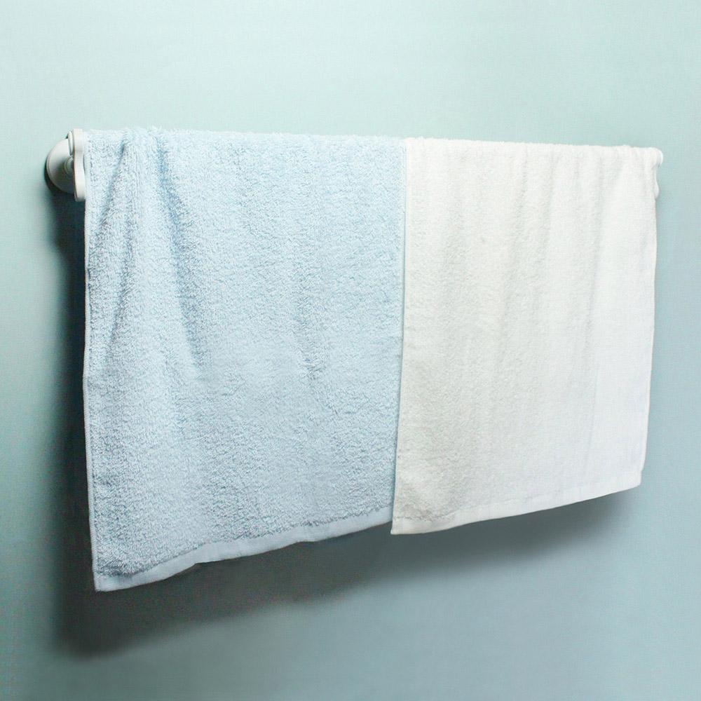 dipper|強力吸盤壁掛(中)-毛巾架套組
