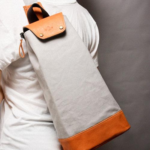 icleaXbag 樂咖單肩包(LOCA包)(單寧藍色)