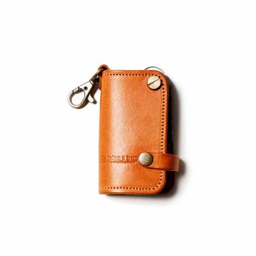 icleaXbag 真皮汽車鑰匙包