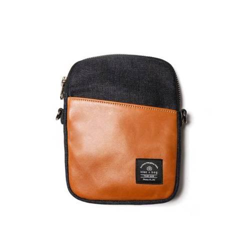 icleaXbag 輕量真皮旅行小包