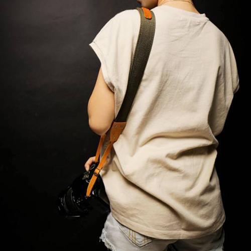 icleaXbag|寬版輕量相機背帶