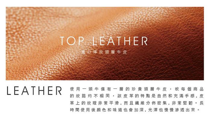 icleaXbag 手作皮革工作圍裙 (經典脖掛式)