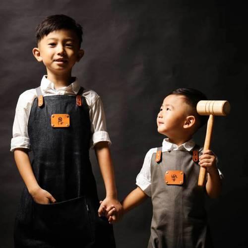 icleaXbag|兒童工作圍裙