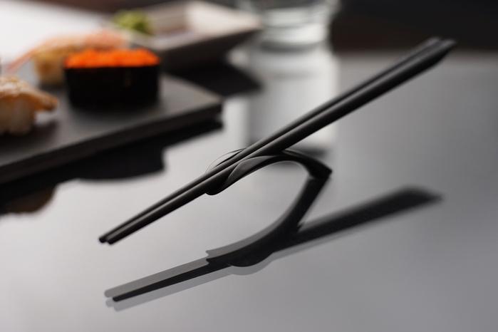 GeckoDesign Balanced 平衡箸筷架組 (2色)
