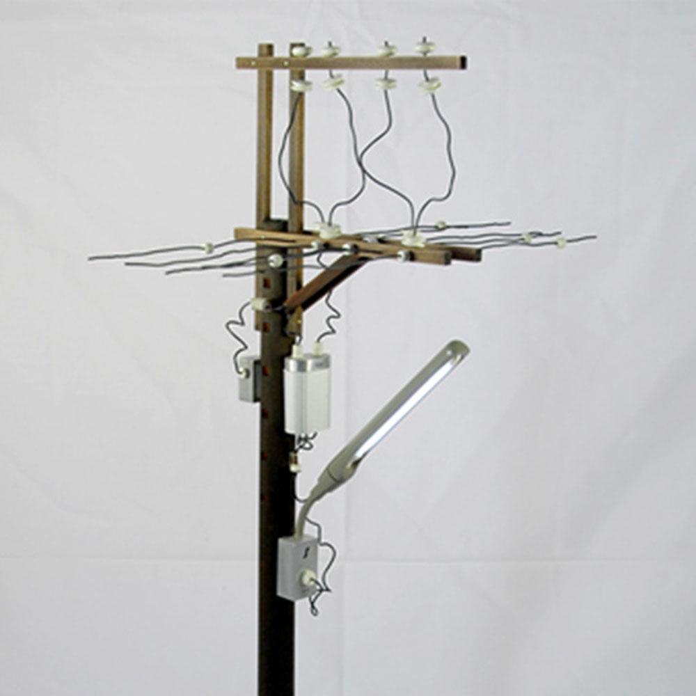 雲海設計 台灣早期路燈