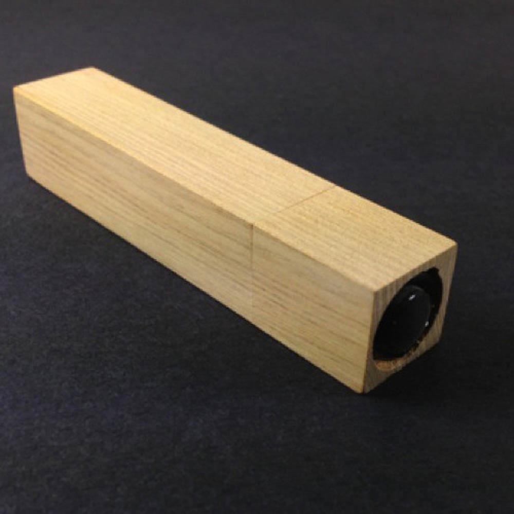 雲海設計 梢楠木小手電筒