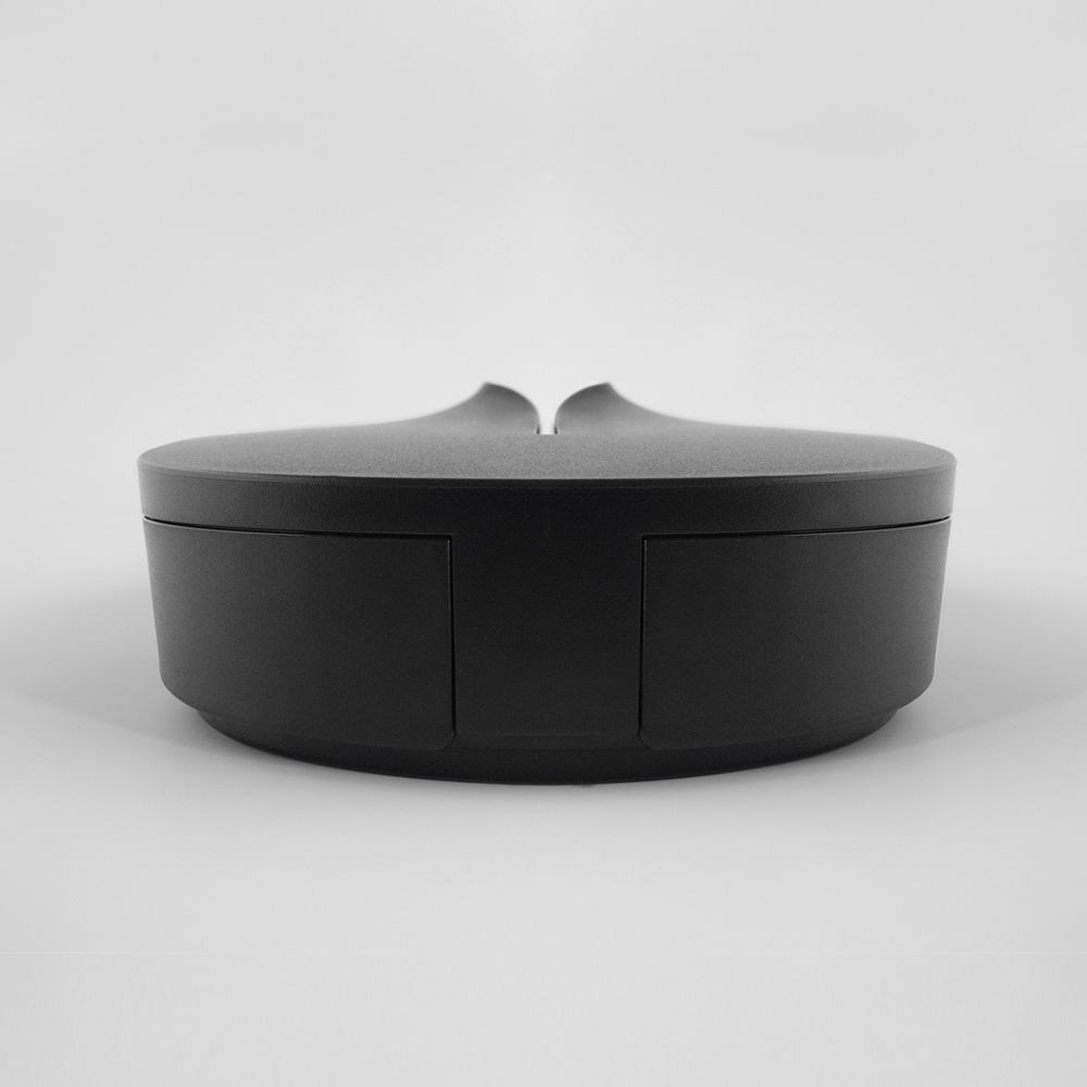 GeckoDesign|伸縮面紙盒(星空黑)