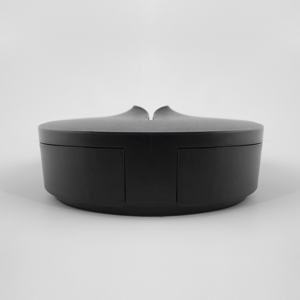 GeckoDesign 伸縮面紙盒(星空黑)