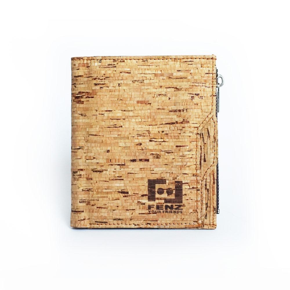 FENZ|環保軟木兩用短夾