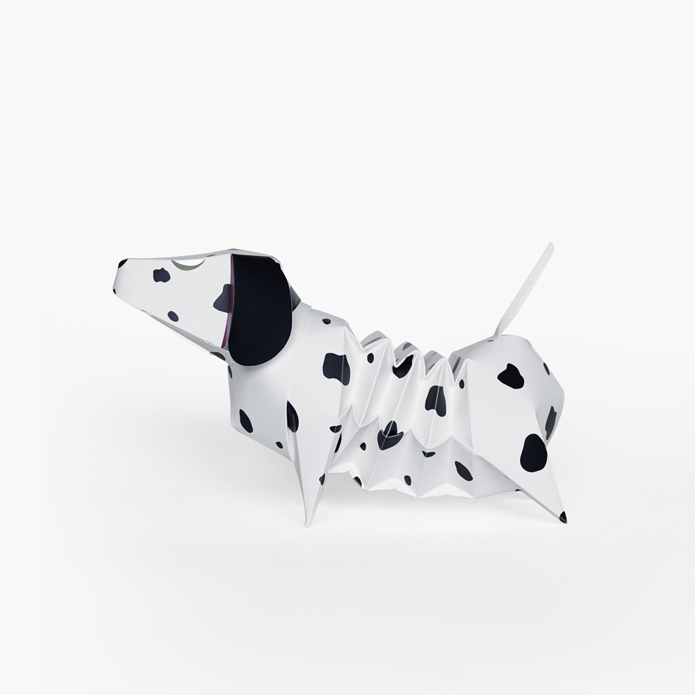 GeckoDesign|百變臘腸狗存錢筒系列 (101忠狗)