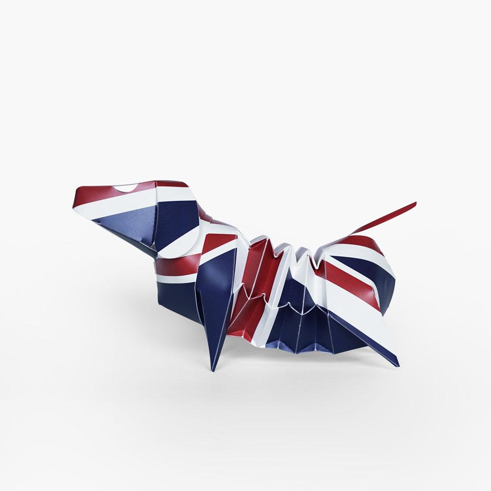 GeckoDesign|百變臘腸狗存錢筒系列 (英國)