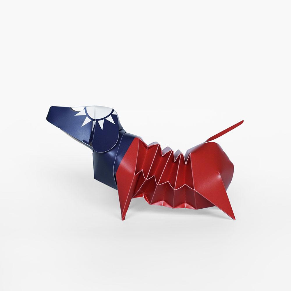 GeckoDesign|百變臘腸狗存錢筒系列 (台灣)
