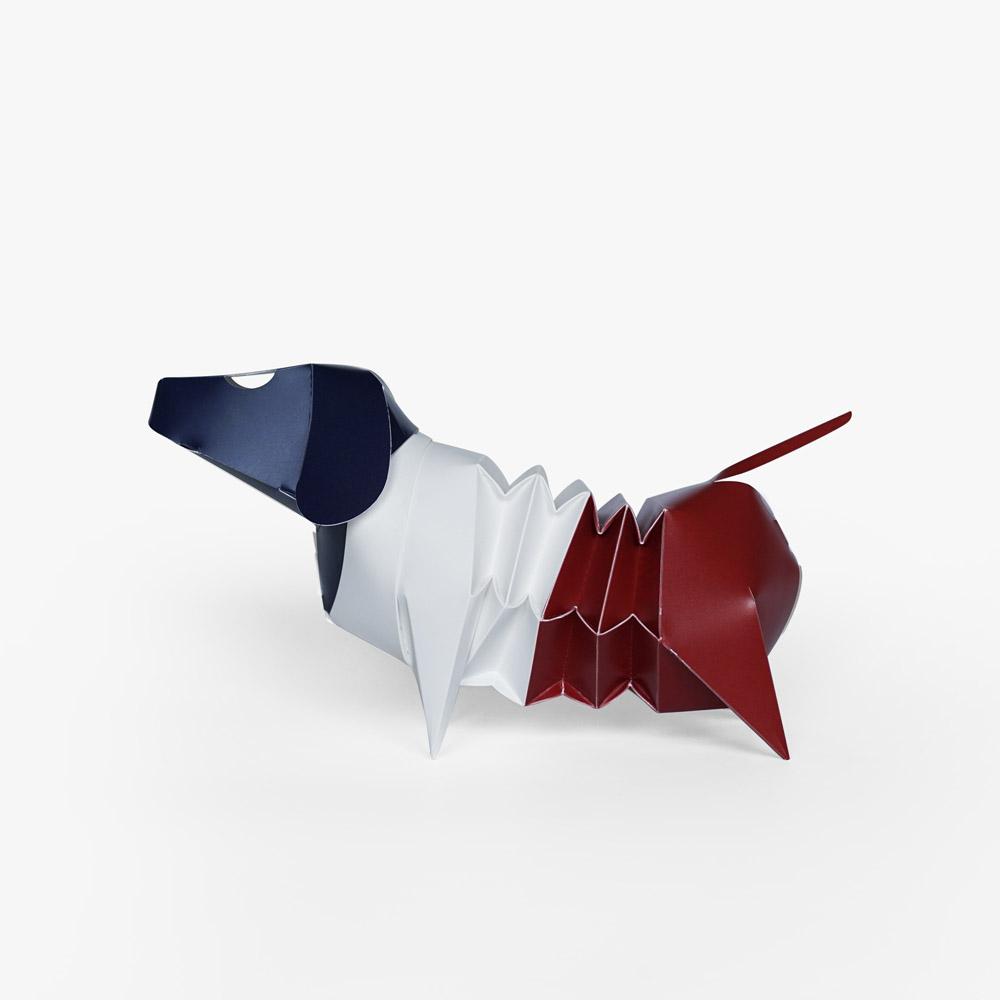 GeckoDesign|百變臘腸狗存錢筒系列 (法國)
